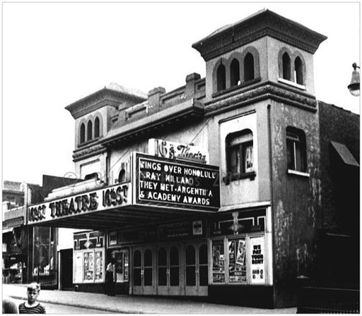 16th Street Theater Old Vintage Photos and Images