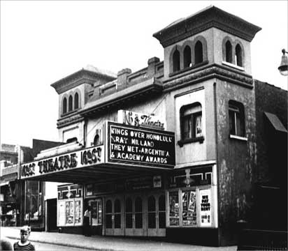16th Street Theater, Park Slope Brooklyn 1950s Old Vintage Photos and Images