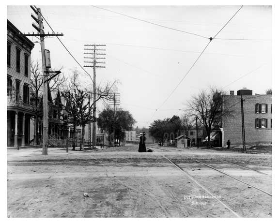 179th Street & Boston Road -  Bronx, NY 1903 Old Vintage Photos and Images
