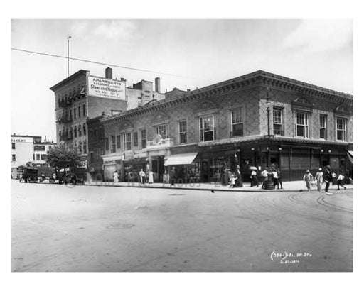 181 st Street Station Hudson Heights, NY 1911 Old Vintage Photos and Images