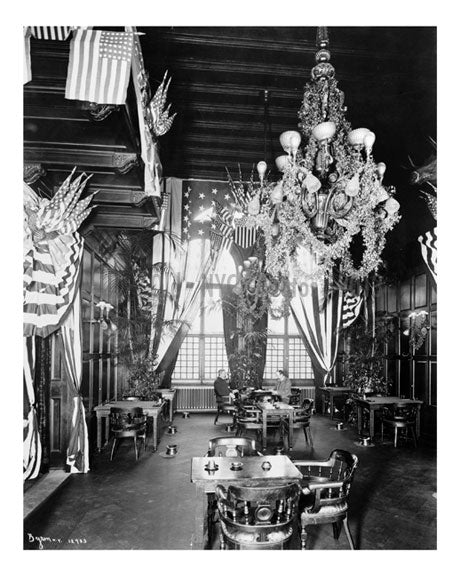 1901 Cafe at Manhattan Club 200 W 56th St, New York, NY 10019 Old Vintage Photos and Images