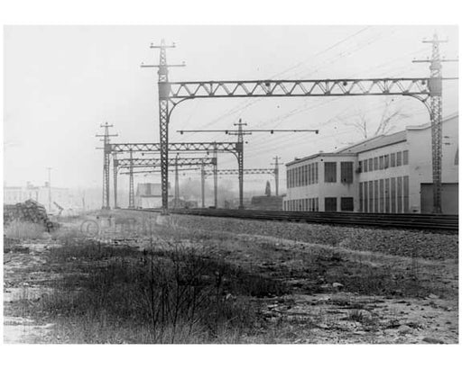 1910 LIRR  - Ridgewood - Queens NY I Old Vintage Photos and Images