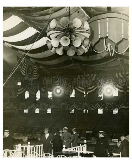 1924 Democratic National Convention at MSG Midtown Manhattan - NYC A Old Vintage Photos and Images