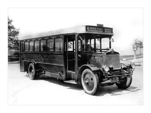 1925 Bus Old Vintage Photos and Images
