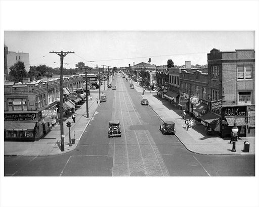 Richmond Hill Queens New York 1938 Photos, Pictures & Images