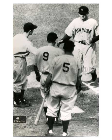 1943 World Series Yankees