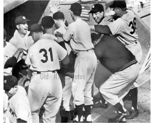 1951 World Series Gil McDougald - NYC