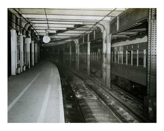 1955: Atlantic Avenue & Flatbush LIRR Station - Brooklyn, NY 3