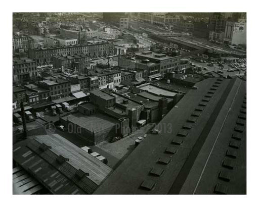 1955: Atlantic Avenue & Flatbush LIRR Station - Brooklyn, NY 4