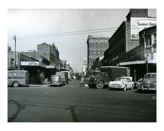 1955: Atlantic Avenue & Flatbush LIRR Station - Brooklyn, NY 5
