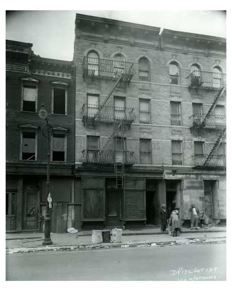 1960 - Brownsville Brooklyn NY Old Vintage Photos and Images
