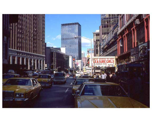 1970s Times Square X4 Old Vintage Photos and Images