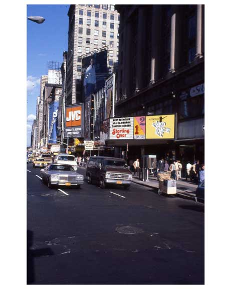 1970s Times Square X10 Old Vintage Photos and Images