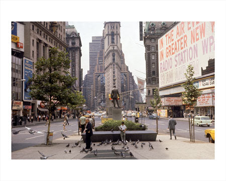1st Ave & 67th St - Upper East Side Manhattan NY Old Vintage Photos and Images