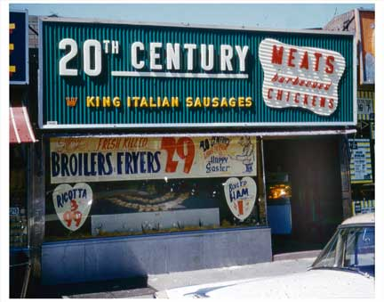 20th Century Meats Old Vintage Photos and Images