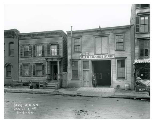 255 N 7th Street - Williamsburg - Brooklyn, NY 1916 A Old Vintage Photos and Images