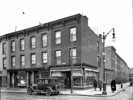 259-263 Smith Street, 1928 Old Vintage Photos and Images