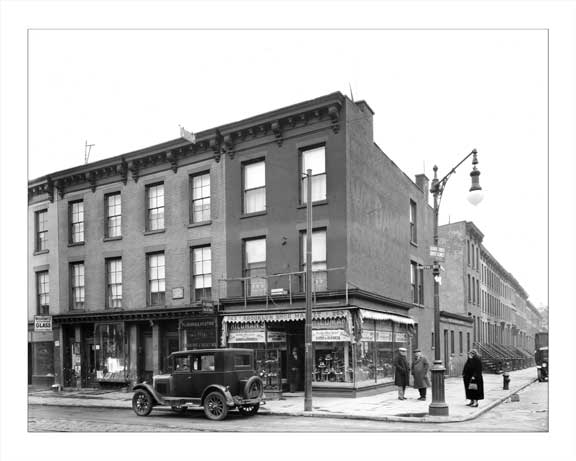 263 Smith Street - Carroll Gardens - Brooklyn, NY 1928 Old Vintage Photos and Images