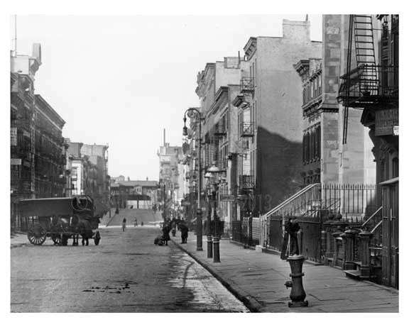 30th  Street view - Chelsea  NY 1915 Old Vintage Photos and Images