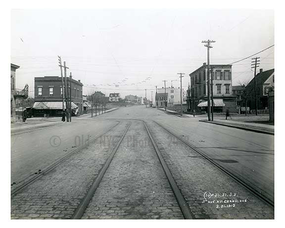 31ST & 30th Road (next block is Newton)  - Astoria - Queens, NY 1913