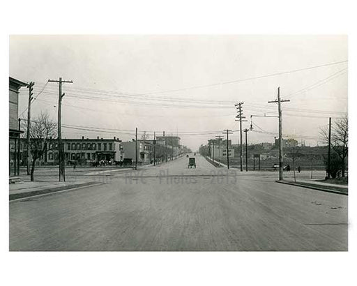 31st Street & Astoria Blvd. - Astoria - Queens, NY 1915