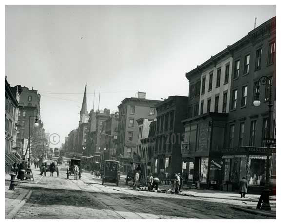 31st Street & Lexington  - Kips Bay -  Manhattan NYC 1913 Old Vintage Photos and Images