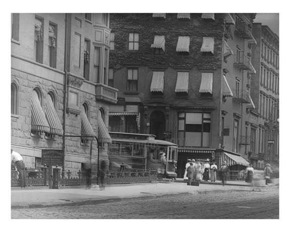34th Street & Lexington - Midtown - Manhattan NYC 1913 Old Vintage Photos and Images