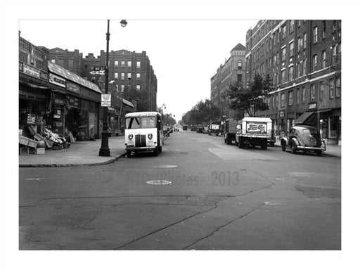 37 th Ave & 90th St. Old Vintage Photos and Images