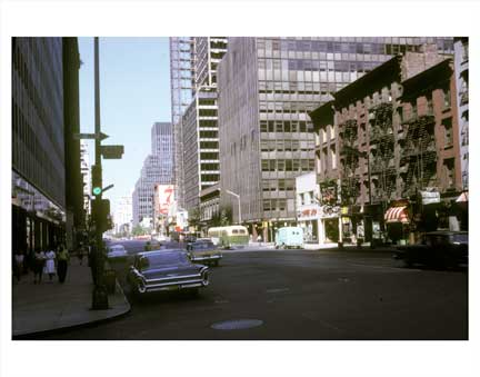 3rd Ave & 46th St Old Vintage Photos and Images