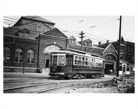 3rd Ave Trolley Line Old Vintage Photos and Images
