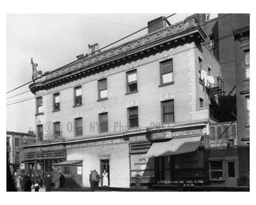 402 West 30th Street between 7th & 8th Avenues- Chelsea - Manhattan  1914 Old Vintage Photos and Images