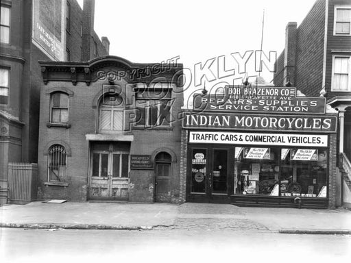468 Lafayette Avenue, 1931 Old Vintage Photos and Images