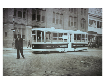 51st St Trolley Old Vintage Photos and Images
