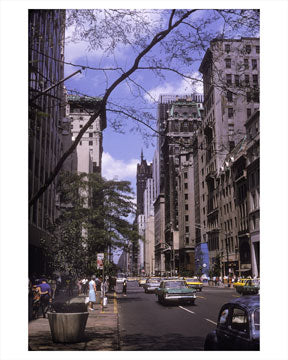 5th Ave & 38th St - Midtown Manhattan Old Vintage Photos and Images