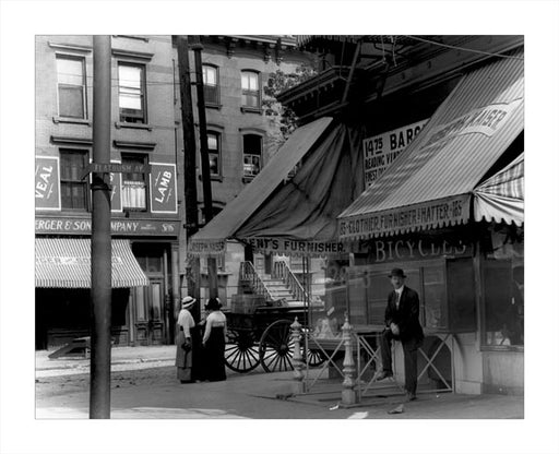 5th Avenue east of Flatbush Ave Old Vintage Photos and Images