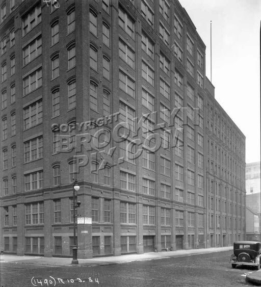 68-70 Jay Street corner Front Street 1930 Old Vintage Photos and Images