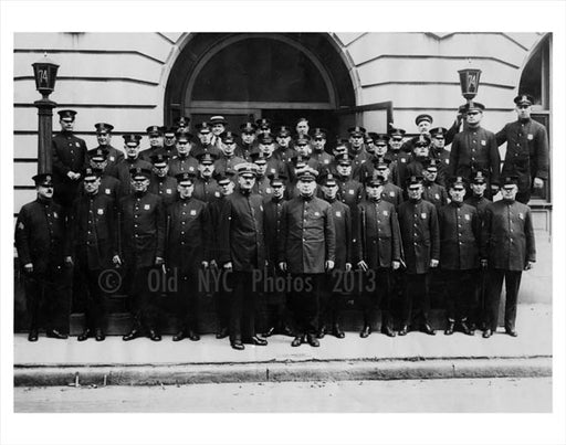 74th Precinct - Long Island City Old Vintage Photos and Images