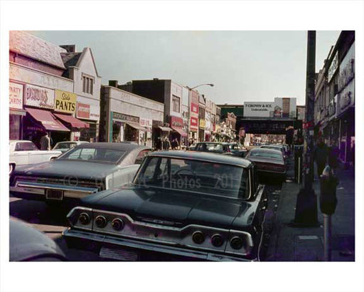 74th Street 1970 Old Vintage Photos and Images
