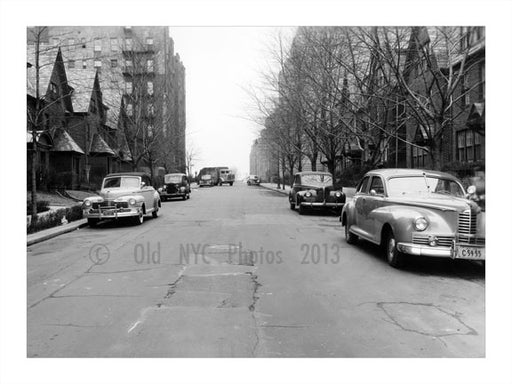 74th Street & 35th Ave Old Vintage Photos and Images