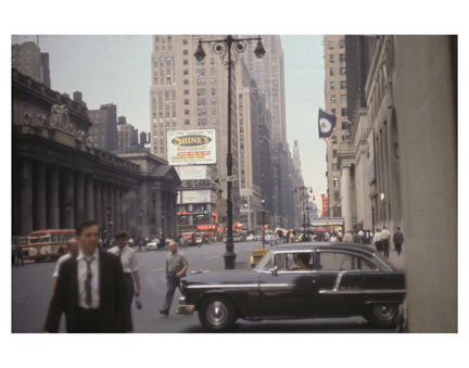 7th Ave & 31st St - Chelsea - Manhattan - New York, NY Old Vintage Photos and Images
