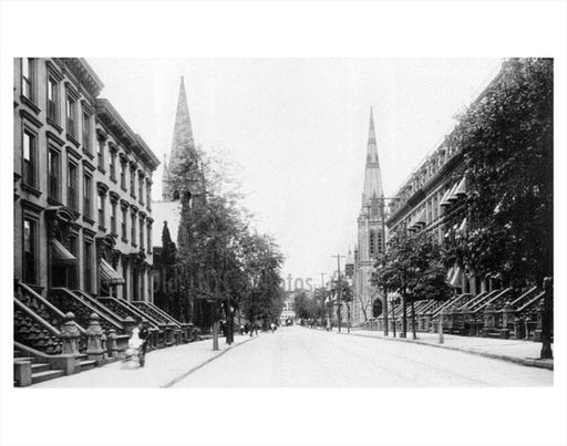 7th Avenue Park Slope NYNY Old Vintage Photos and Images