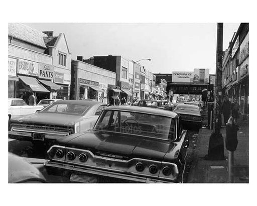 82nd Street 1970 - Jackson Heights - Queens, NY Old Vintage Photos and Images