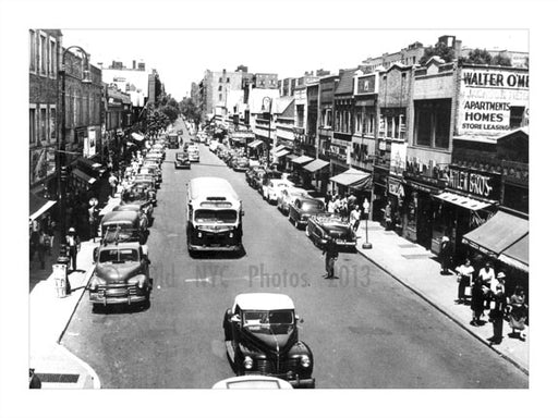 82nd Street Jackson Heights Old Vintage Photos and Images