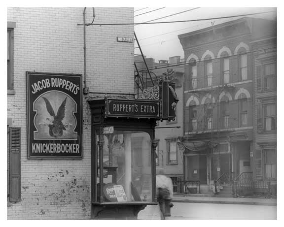 85 Roebling Street - Williamsburg - Brooklyn, NY 1916 B Old Vintage Photos and Images