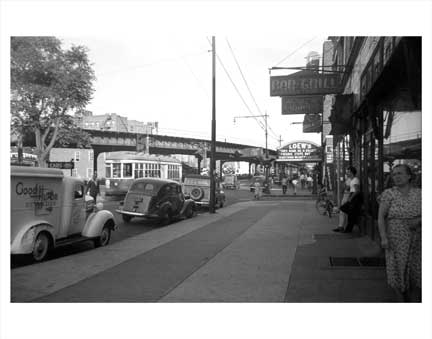 86th St - Bensonhurst Brooklyn NY Old Vintage Photos and Images