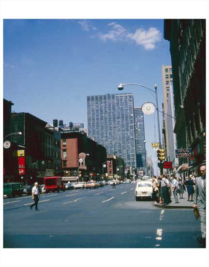 8th Ave 2 Old Vintage Photos and Images