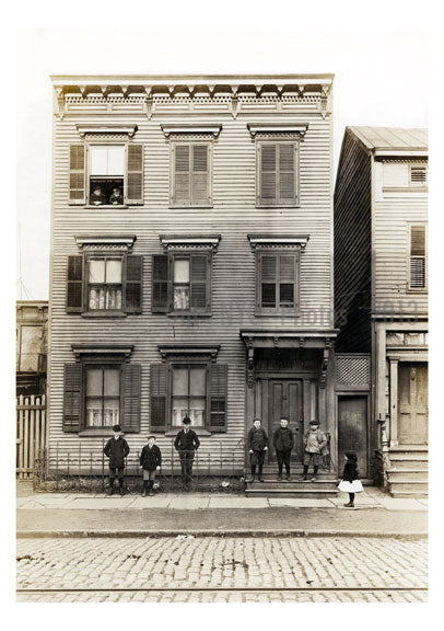 91 Metropolitan Avenue 1898 Old Vintage Photos and Images
