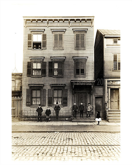 91 N 2nd Street 1898 Old Vintage Photos and Images