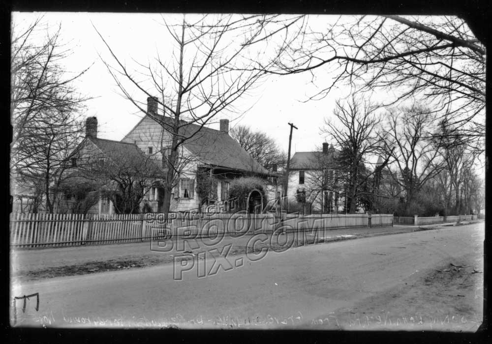 95 Neck Road northwest corner Village Road East, 1930 Old Vintage Photos and Images