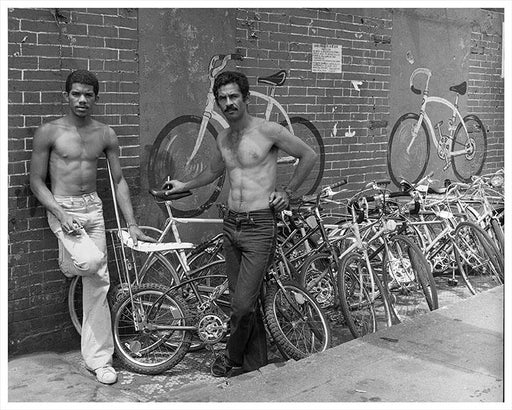 Manhattan Bicycle Shop Images Photos & Photography 1970s